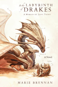 Labyrinth of Drakes cover Marie Brennan